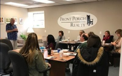 NEWS: Thank You Front Porch Realty in Fuquay, NC